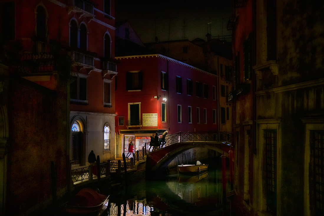 Venice night photos
